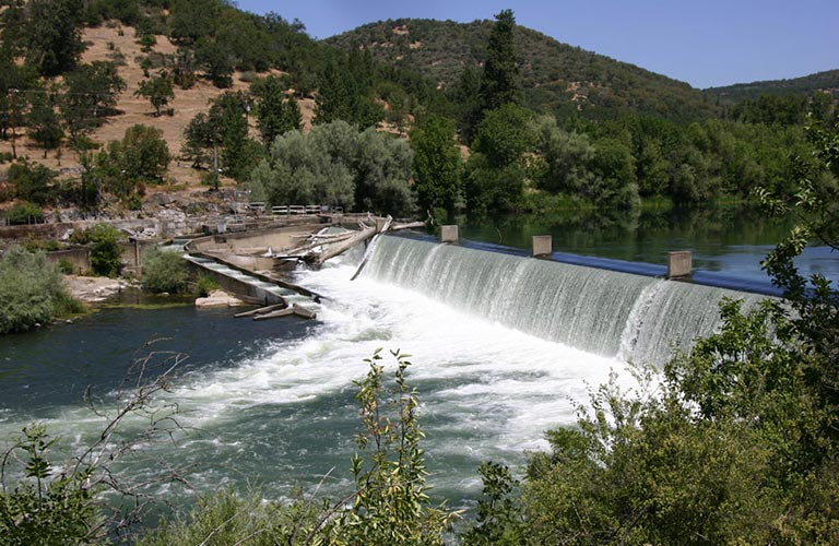 Gold Ray Dam Removed